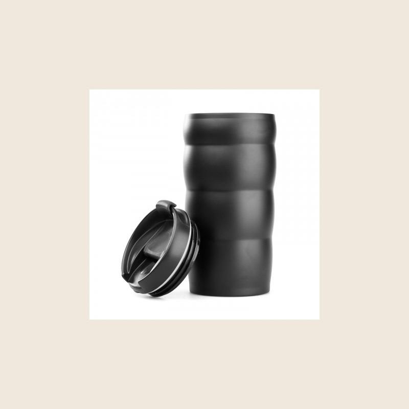 Kubek termiczny Hario Uchi Mug czarny