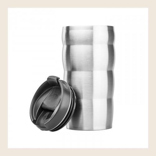 Kubek termiczny Hario Uchi Mug Silver
