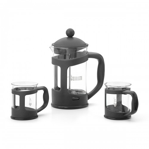 French Press Bialetti Coffee Press 800ml Czarny