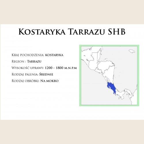 Kostaryka SHB Tarrazzu