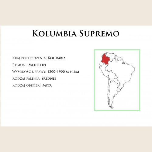 Kolumbia Supremo