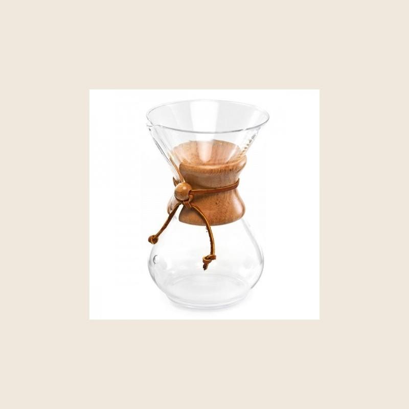Chemex Classic Coffee Maker - 10 filiżanek