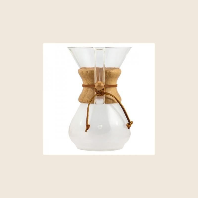 Chemex Classic Coffee Maker - 6 filiżanek