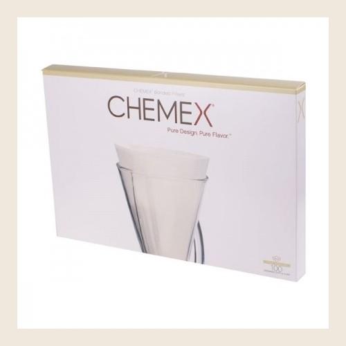 Chemex filtr papierowy - 3 filiżanki