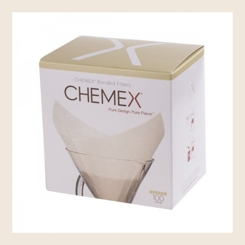 Chemex filtr papierowy - 6, 8 i 10 filiżanek
