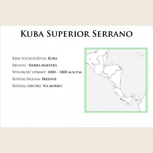Kuba Superior Serrano