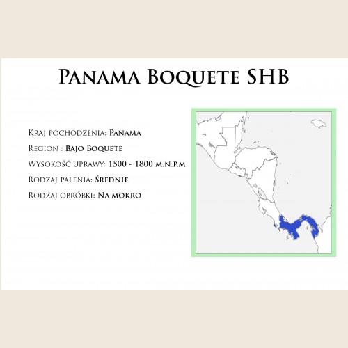 Panama Boquete SHB