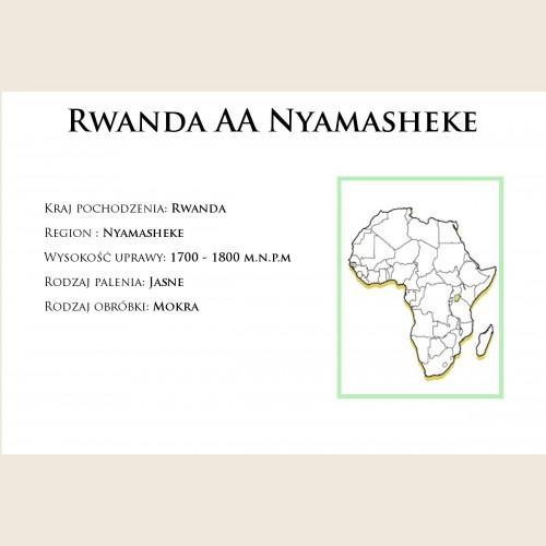 Rwanda Kivu AA