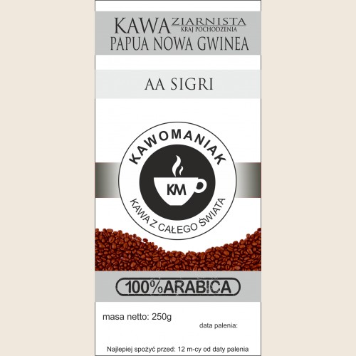 Papua Nowa Gwinea AA SIGRI