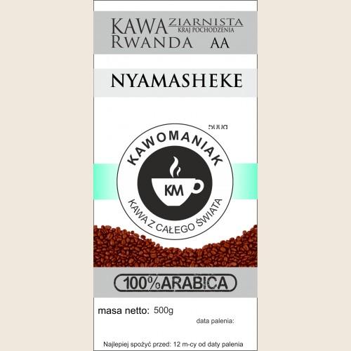 Rwanda AA Rushashi