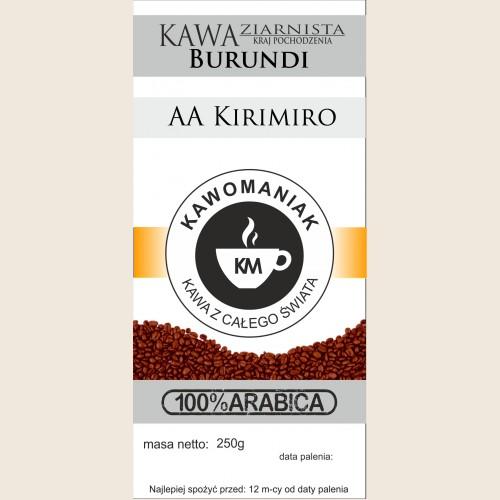 Burundi AA Kirimiro
