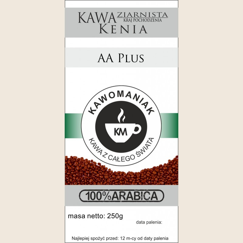 Kenia AA Plus
