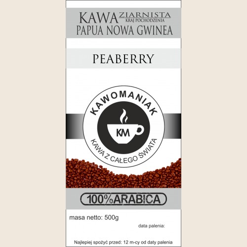 Papua Nowa Gwinea Peaberry