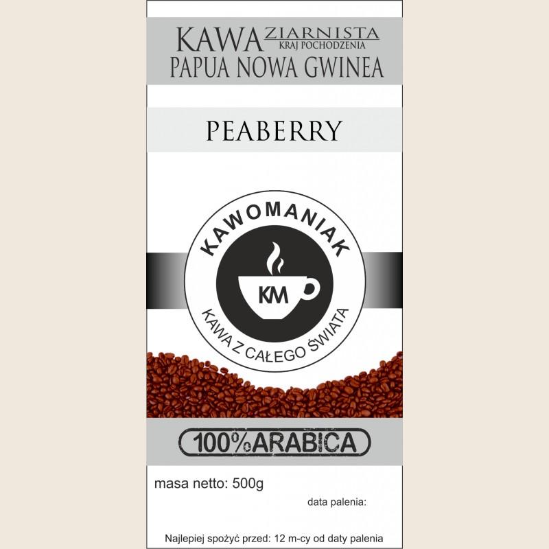 Papua NowGwinea Peaberry