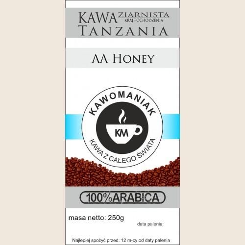 Tanzania AA Honey