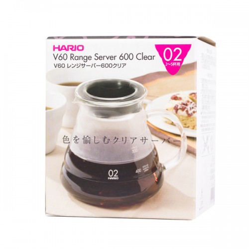 Serwer Dzbanek Hario Range Server V60-02 - 600ml